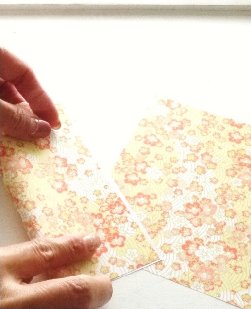 すべての折り紙 和風 折り紙 折り方 : 100均折り紙でお手軽簡単♪お ...